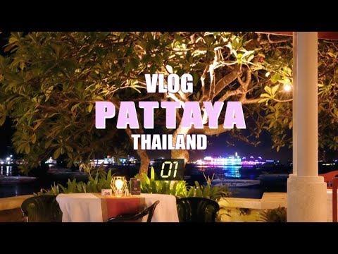 [TRAVEL] 파타야 여행 브이로그 🌴 01. 네 번째 태국, 반짝이는 밤 | 첫 남매 여행 VLOG