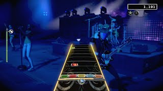RockBand4 song:Turn it around gameplay (NO COPYRIGHT INTENDED)