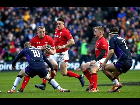 Extended Highlights: Scotland v Wales | Guinness Six Nations