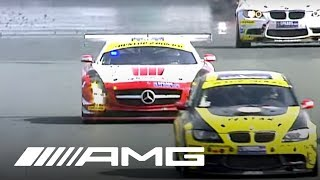 Mercedes-Benz SLS AMG GT3 45Th Anniversary 2013 Videos