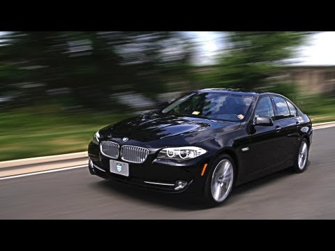 New BMW 5 Series Test Drive & Review