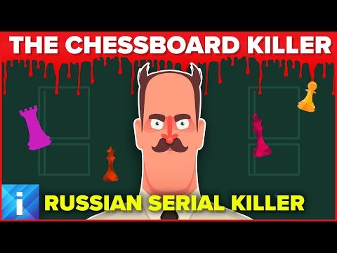 Most Evil Russian Serial Killer - The Chessboard Killer