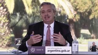 Deuda: la palabra de Alberto Fernández tras el acuerdo con los acreedores
