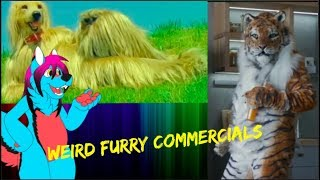 FURRY COMMERCIALS - Furry Review/Analysis
