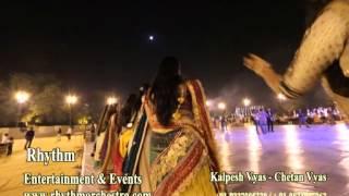 Download Hindi Video Songs - Kum Kum Na Pagla Padya By Kalpesh Vyas Rhythm Orchestra