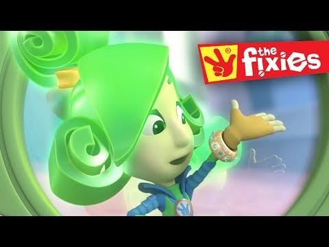 The Fixies ★ Verda Favourites ★ Full Episode Cartoon | Fixies English 2017 | Cartoon For Children