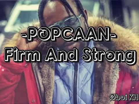 Popcaan Firm And Strong Official Lyrics Video