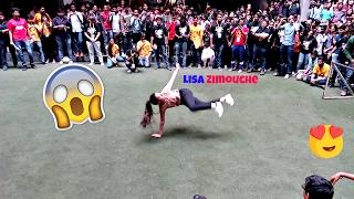 Lisa Zimouche ● World Panna Female Champion ● Freestyle Skills @Pillai