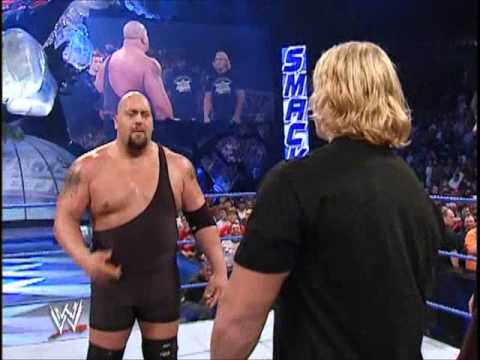 Tough Enough (Big Show Body Slam Challenge)