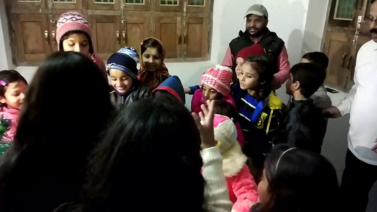 indians celebrating christmas in their own way
