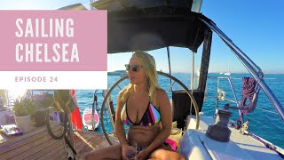 Episode 24 - Sailing Chelsea - Sailing to Ibiza!!