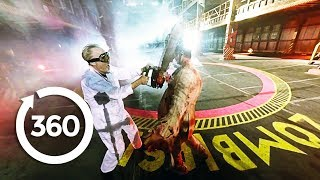 Zombies in 360° | MythBusters