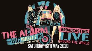 The Alarm - The Big Night In 16/05/2020