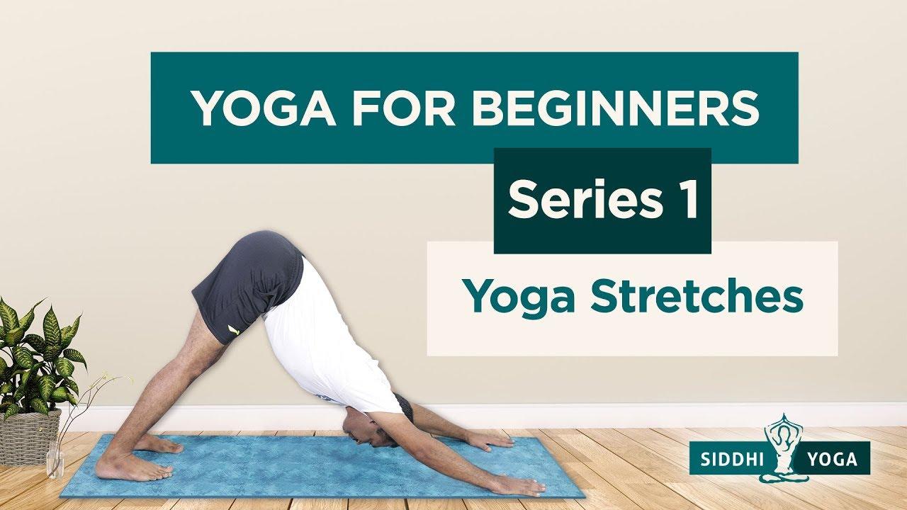 Yoga Stretches For Beginners Sukshma Vyayama By Yogi Sandeep Siddhi Yoga Youtube