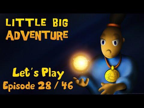 Let's Play - Little Big Adventure (PC) - 28/46