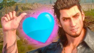 Пацанские ласки и Final Fantasy XV