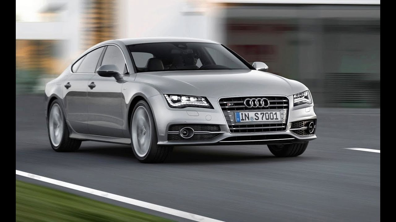 2013 Audi S7 0 60 Mph First Drive Review Youtube