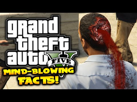 3 MIND-BLOWING GTA 5 Facts & Easter Eggs You Probably Didn't Know!