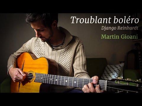 Troublant Boléro (jazz Manouche) + Free TAB + Backing Track
