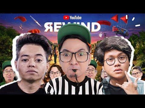Youtube Rewind INDONESIA 2018 ! Klarifikasi Dukung Ericko Lim apa Reza Arap