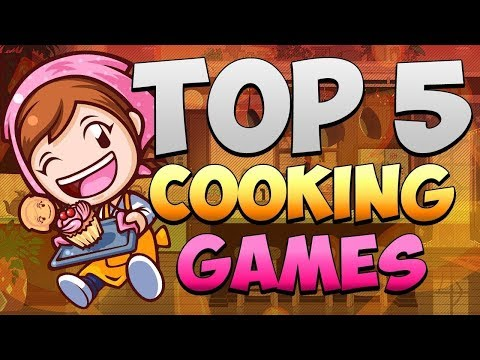 TOP 5 COOKING GAMES OF 2019 FOR MOBILE🔥🔥🔥🍴