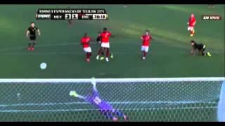 Gol de Martín Zuñiga vs Inglaterra Esperanzas de Toulon