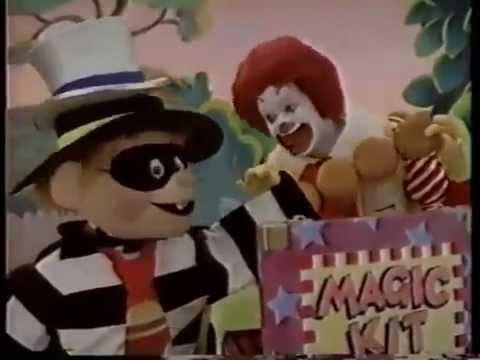 McDonald's Commercials - 1984 to 1985