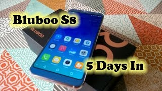 Bluboo S8 Smartphone - Opinion After 5 Days Hands-On Use