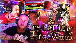 THE BATTLE OF FREEWIND - FT. NINJA (Classic WoW)