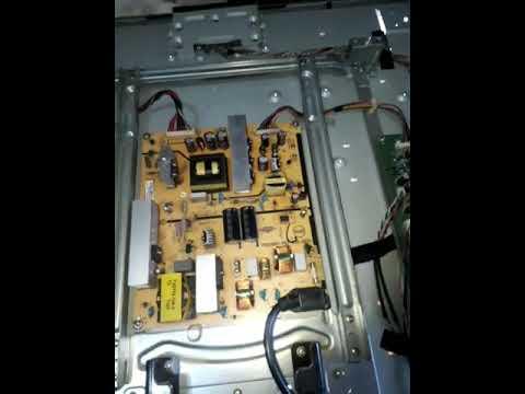 Download TV led não Liga! Conserto de Placa Principal de TV AOC!  LG SANSUNGE