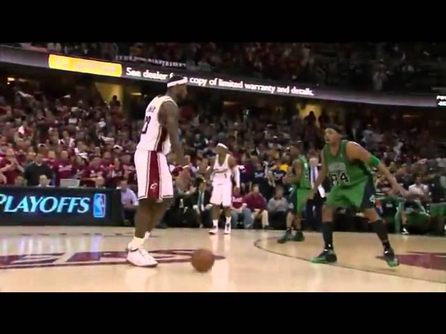 838e70f4602 The best dunks of LeBron James  NBA career