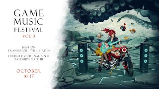 Game Music Festival 2020 - THE SYMPHONY OF FOUR WORLDS (live stream)