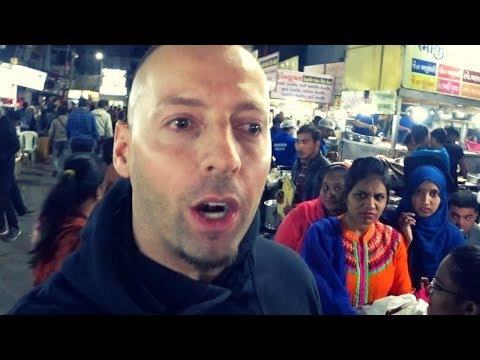Foreigners NOT Welcome: Indian Street Food Ahmedabad