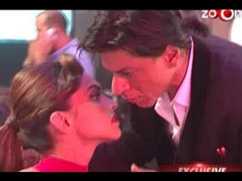 Deepika Padukone's secret SMS to Shahrukh Khan