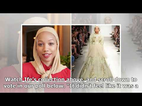 'project runway' ayana ife's finale collection made modesty 'y,' but ...