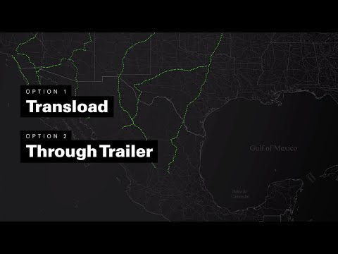 Through-Trailer v. Transloading