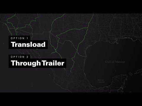 Through-Trailer v. Transloading