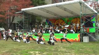 テクノフェスタin浜松10 お茶ノ子祭々 『陽昇』初披露演舞