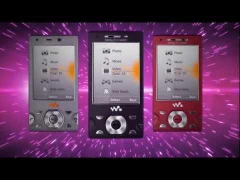 Sony Ericsson W995 - Español