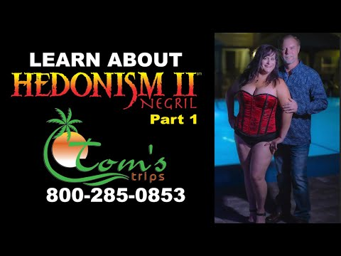 TomandBunny explain Hedonism 2 Resort in Jamaica Part 1 from YouTube · Duration:  22 minutes 6 seconds