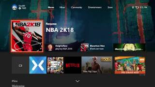 How to update and download games while your Xbox one is off (2020)