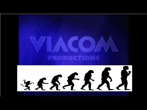 Logo Evolution: (The Old) Viacom (1971-2004)
