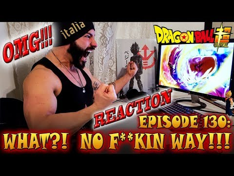 WHAT!? NO WAY!!! Dragon Ball Super Episode 130 Full Reaction (Favorite Episode of DBS)