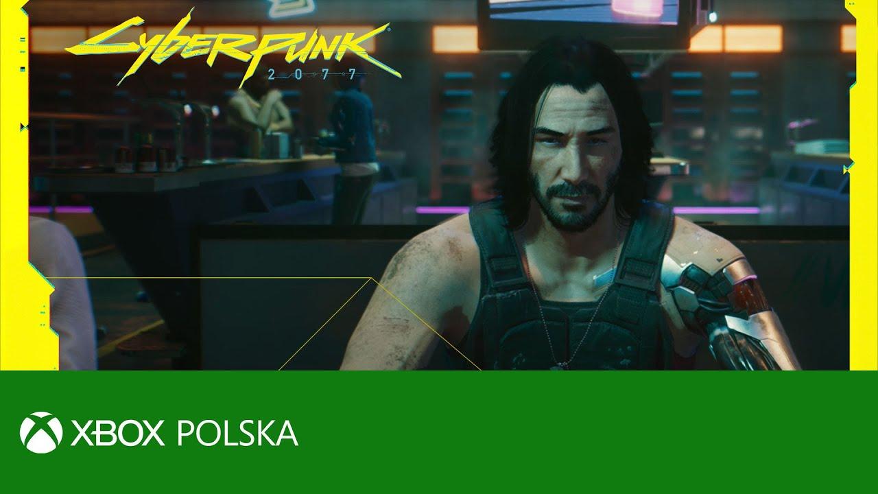 Cyberpunk 2077 - Oficjalny Zwiastun - Johnny Silverhand | Xbox
