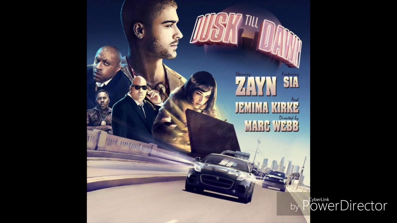 ZAYN - Duks Till Dawn ft Sia