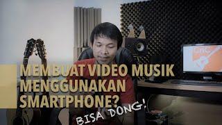 Membuat Video Musik dengan iRig Pre dan Mic SEM-01 di Smartphone bersama Cornel (SeenSee Guitar)