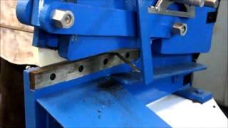 Copy of HYDRAULIC SHEARING MACHINE / hydraulic shearing machine