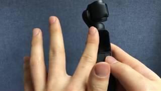 오즈모 포켓 렌즈 및 화면 보호 필름