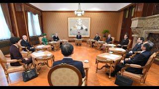 天皇陛下退位日を閣議決定、新元号の検討本格化 高輪皇族邸 検索動画 29