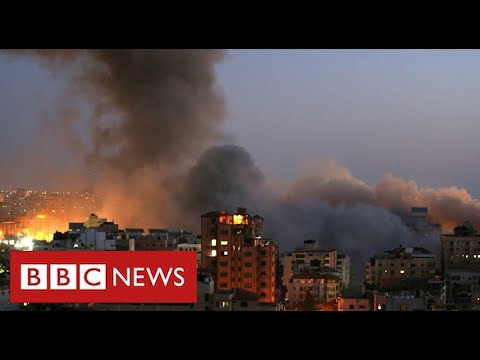 Israel intensifies strikes on Gaza despite calls for restraint from UN and US - BBC News
